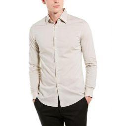 Reiss Zay Slim Fit Woven Shirt