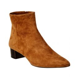 Theory Braxia Suede Bootie