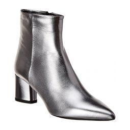 Theory Casena Metallic Leather Boot