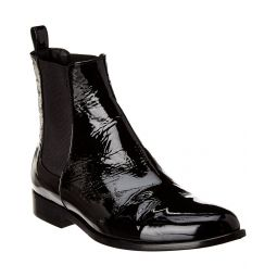 Theory Occiol Patent Chelsea Boot