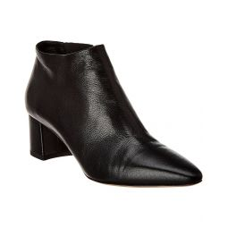 Theory Cidran Leather Bootie