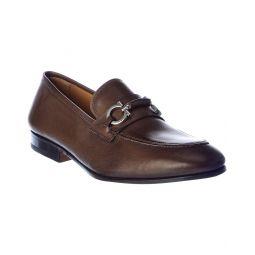 Salvatore Ferragamo Leather Loafer