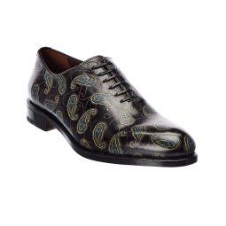 Salvatore Ferragamo Angiolo 4 Leather Loafer