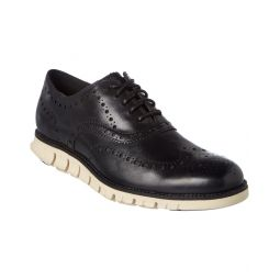 Cole Haan Zero Grand Wingtip Leather Oxford