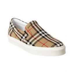 Burberry Vintage Check Slip-On Sneaker