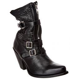Celine Berlin Leather Boot