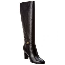 Celine Leather Boot