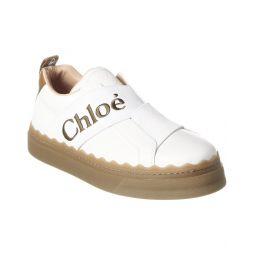 Chloe Lauren Leather Sneaker