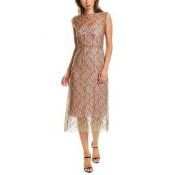 Vince Lace Midi Dress