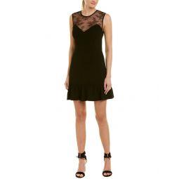 Sandro Lace Sheath Dress