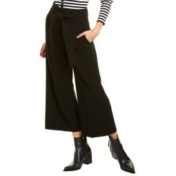 Theory Belted Crop Pant