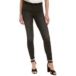 Maje Grey High-Rise Skinny Leg