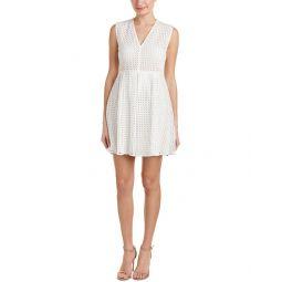 Sandro Royale A-Line Dress