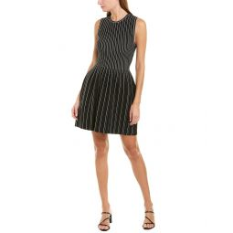 Theory Lustrate A-Line Dress