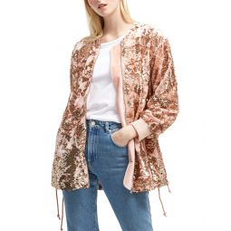 French Connection Adette Bomber Jacket