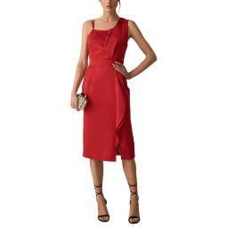 Reiss Sara Ruffle Dress
