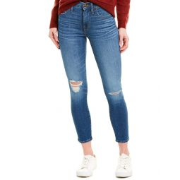 Madewell High-Rise Skinny Crop