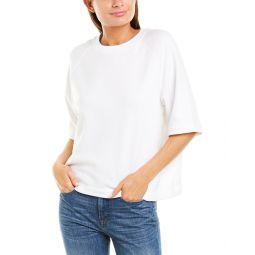 Vince 3/4-Sleeve Sweatshirt