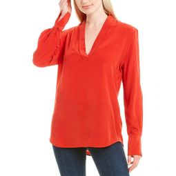 Equipment Charlina Silk Blouse