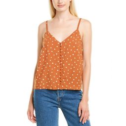 Madewell Buttondown Printed Cami