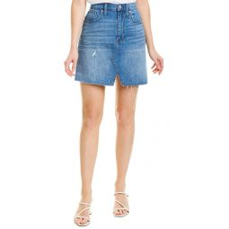 Madewell Rigid Denim Mini Skirt