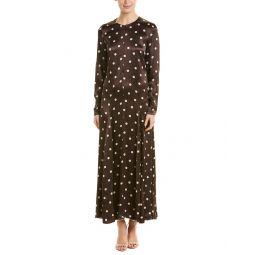 Ganni Cameron Midi Dress