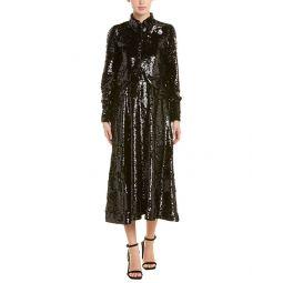 Ganni Sonora Midi Dress