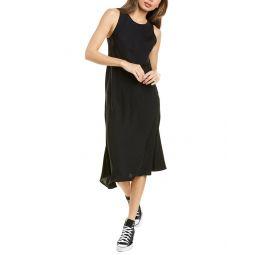 Vince Bias Midi Dress