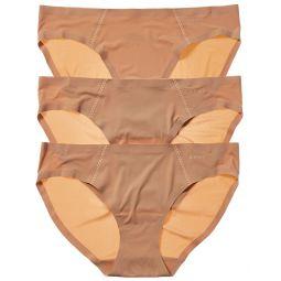 Dkny 3Pk Essential Microfiber Bikini
