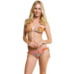 Billabong Amber Orange Print Bottom