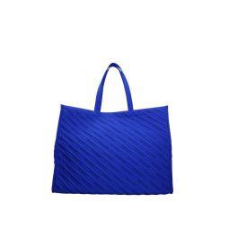 Balenciaga Shoulder Bags Men Fabric Blue