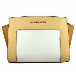 Michael Kors Selma Pocket Medium Messenger