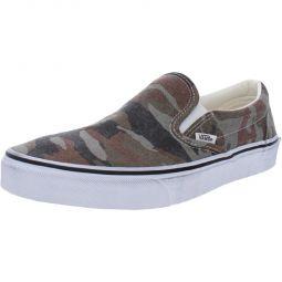 Era Sf Mens Canvas Low Top Skateboarding Shoes