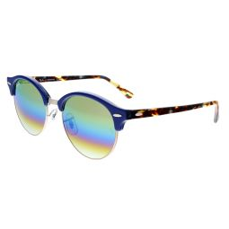 Ray Ban Blue Clubmaster RB4246 1223C4 Sunglasses