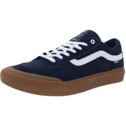 Berle Pro Mens Platform Lifestyle Skate Shoes