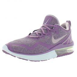 Nike Womens Air Max Fury Athletic Lifestyle Running Shoes Purple 8 Medium (B,M)