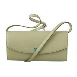 Dolce & Gabbana Beige Evening Long Clutch Women Borse 100% Leather Bag