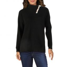Sharyna Womens Cashmere Pullover Sweater