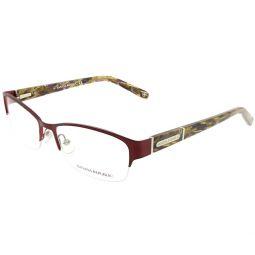 BP Jordyn 23B 52mm Unisex Semi-Rimless Eyeglasses
