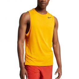 Nike Mens Standard Fit Workout Muscle Tank