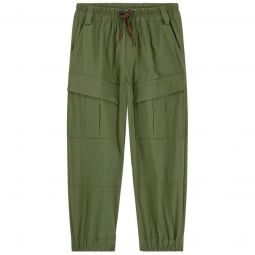 Cargo regular fit pants