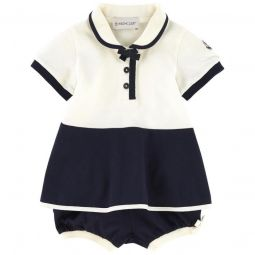 Polo dress and bloomers