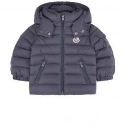 Jules winter jacket with feather and down padding