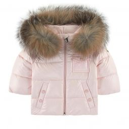 K2 winter jacket with feather and down padding