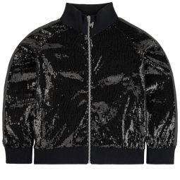 Sequined sweatshirt