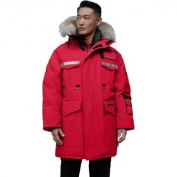 Resolute Down Parka - Mens