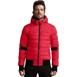 Cabri Hooded Down Jacket - Mens