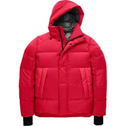 Armstrong Hooded Jacket - Mens