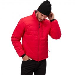 Lodge Matte Finish Down Jacket - Mens
