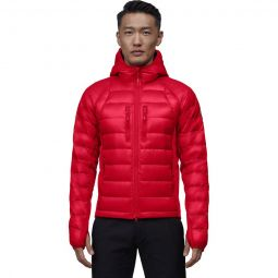 Hybridge Lite Hooded Down Jacket - Mens
